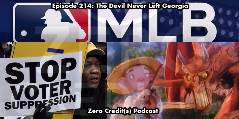 Header Image for Episode 214: The Devil Never Left Georgia