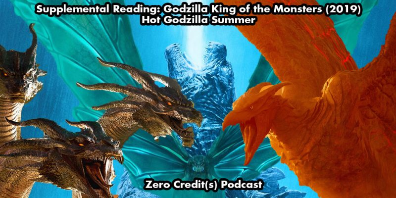 Featured image for Supplemental Reading: Godzilla King of the Monsters (2019)