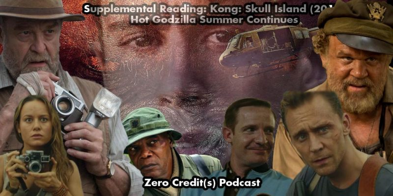 Featured are for the supplemental reading of Kong Skull Island
