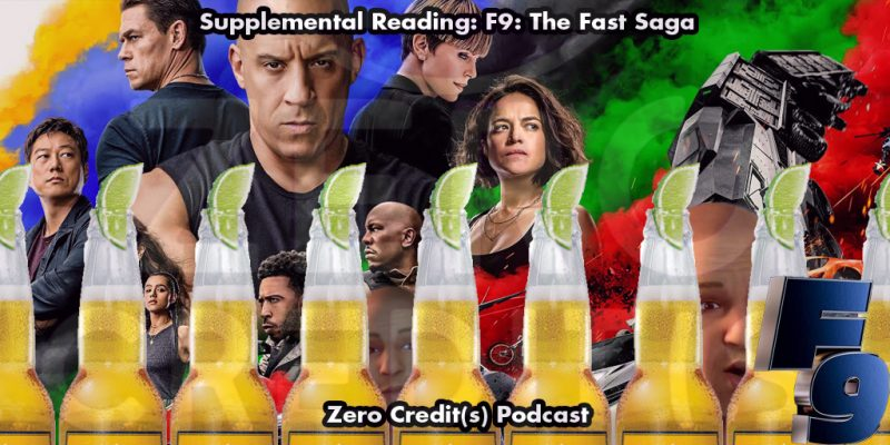 Header Image for the Supplemental Reading of F9 the Fast Saga