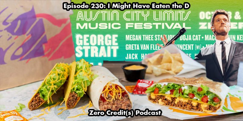 Banner Image for Episode 230: I Might Have Eaten the D