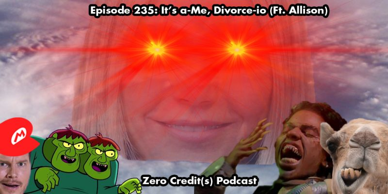 Banner Image for Episode 235: It's a-Me, Divorce-io